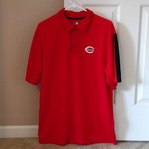 Cincinnati Red's Polo